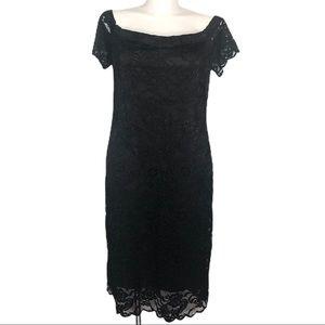 NEW!!!  Ambiance lace dress size 3X